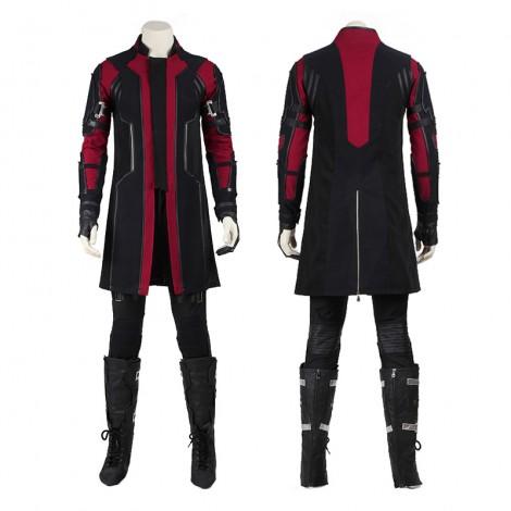 Hawkeye Costume Avengers: Age Of Ultron Hawkeye Clinton Barton Cosplay Costume