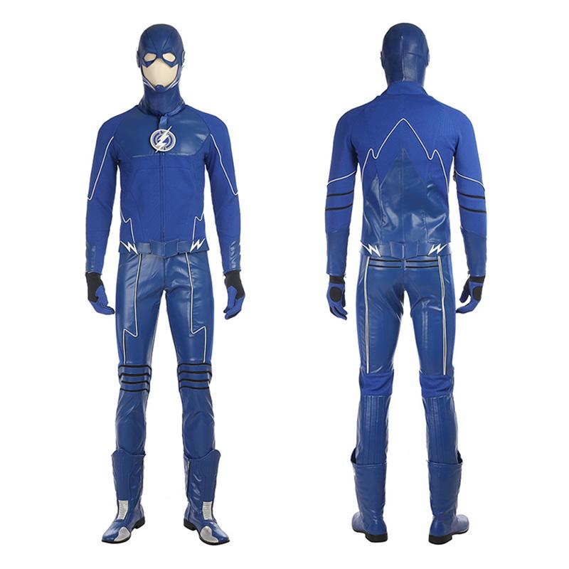 DC The Flash Blue Fu...