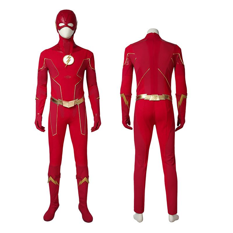 Barry Allen Costume ...