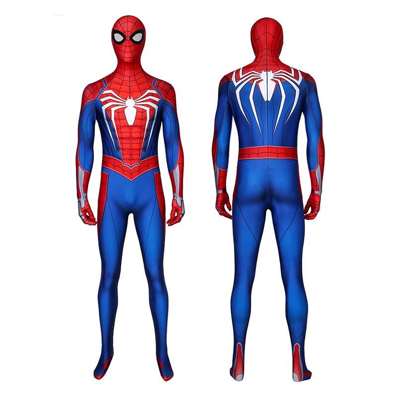Spider-Man PS4 Costu...