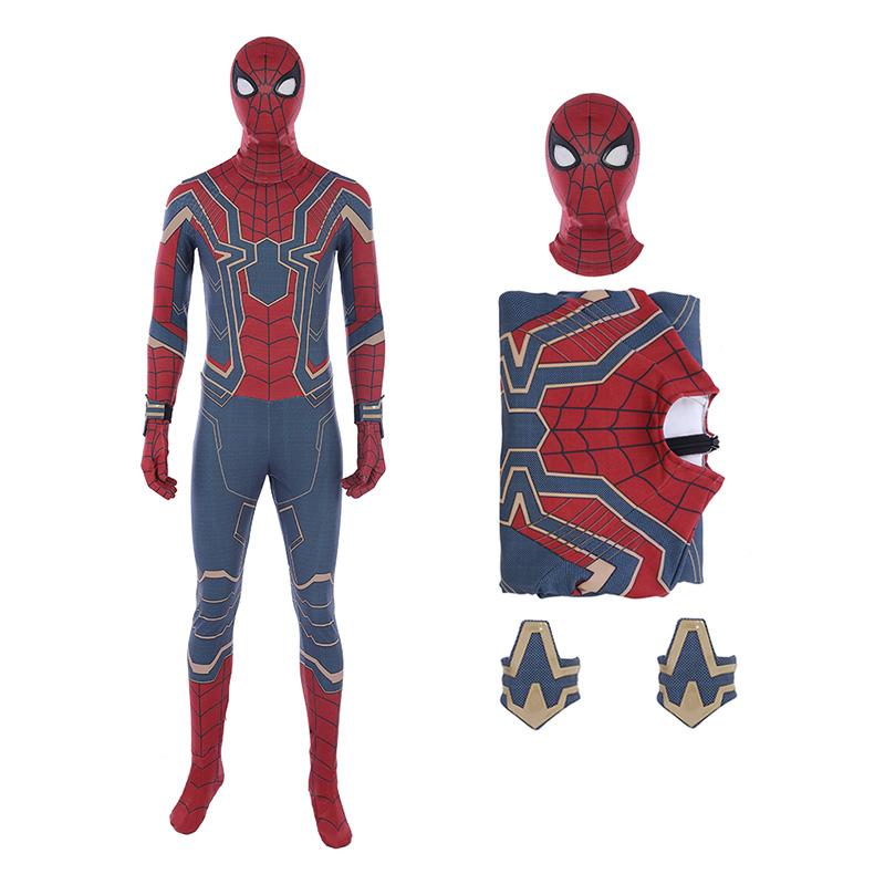 Spider Man Costume T...
