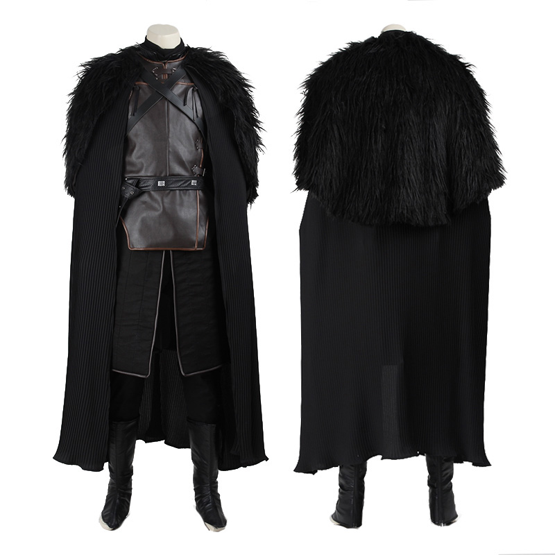 Jon Snow Costume Gam...