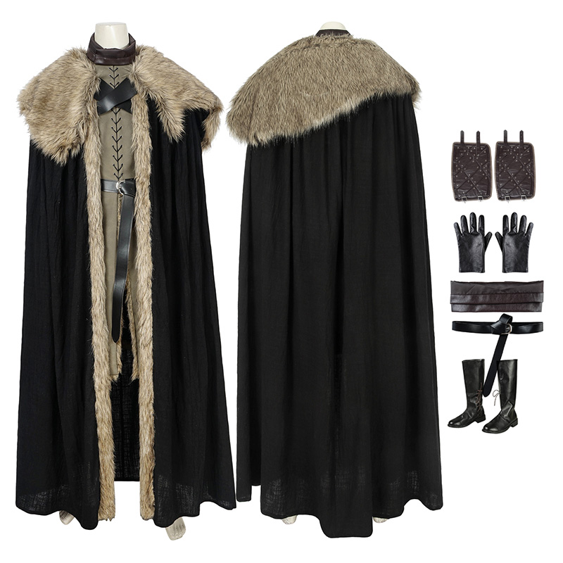 Jon Snow Cosplay Cos...
