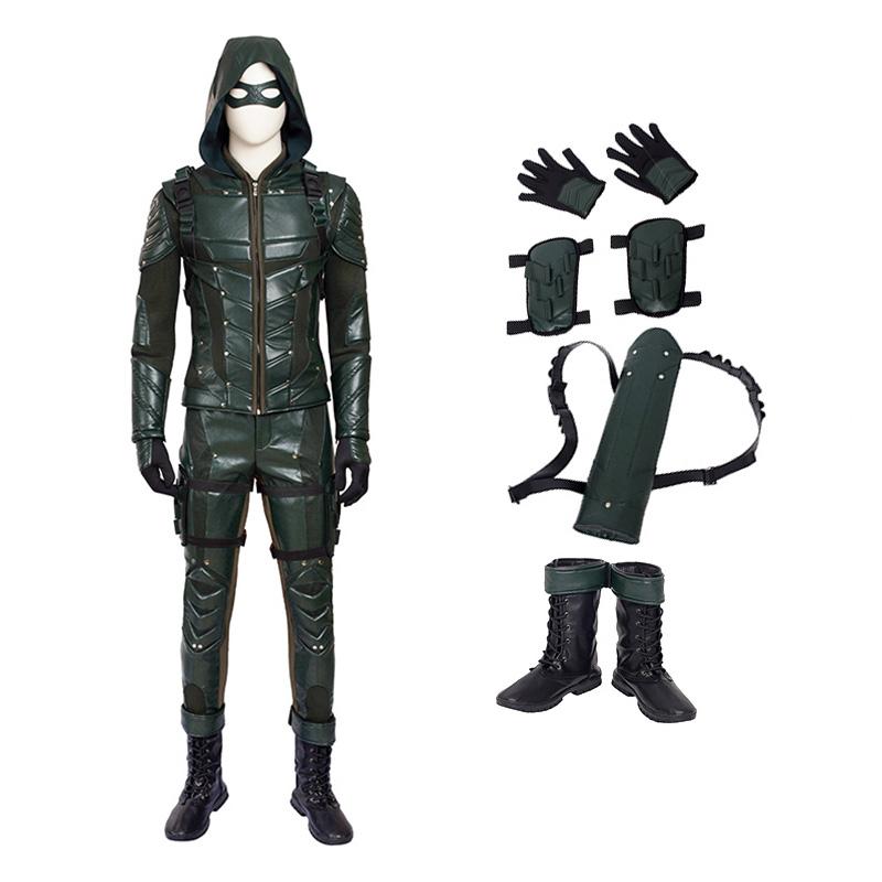 DC Green Arrow Seaso...