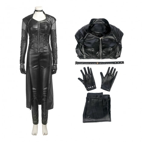 DC Green Arrow 5th Season Black Canary Banshee Dinah Laurel Lance Cosplay Costume