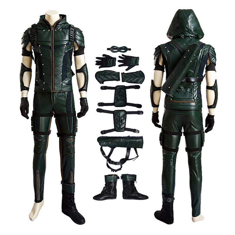 DC Green Arrow Four ...