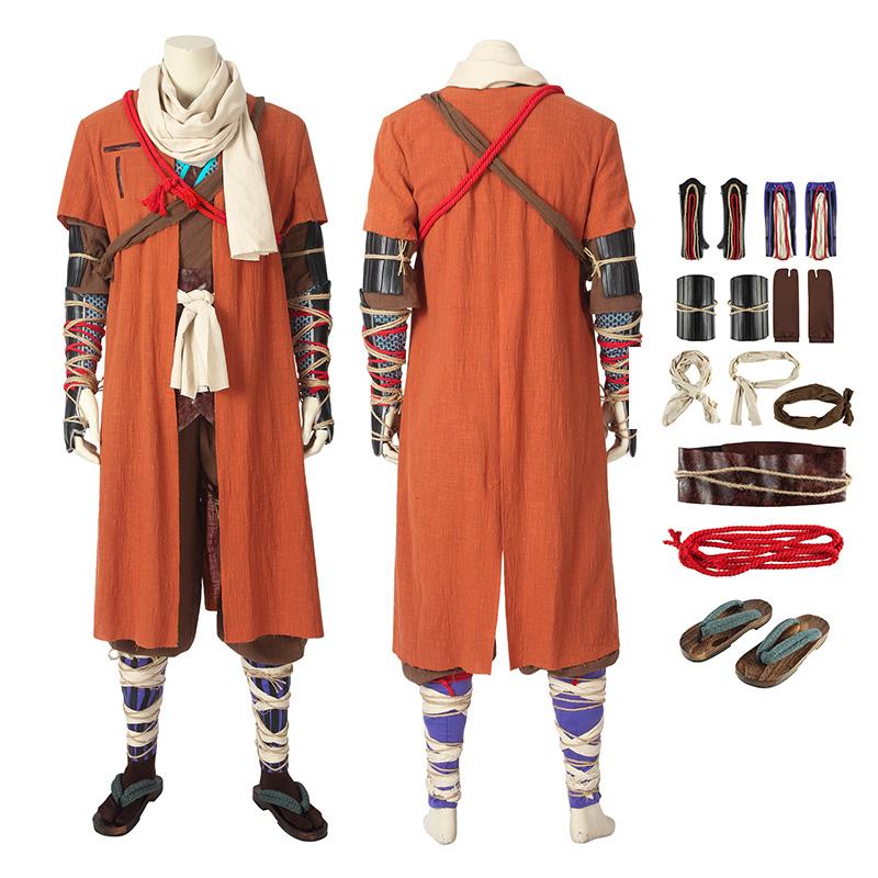 Sekiro Costumes Seki...