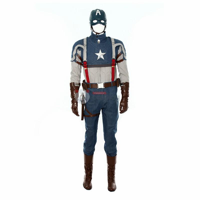 The Avengers Captain...