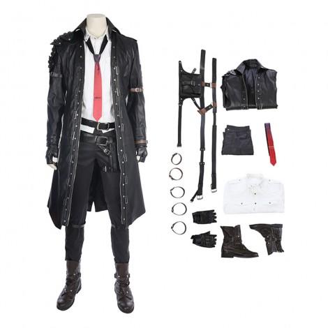 Top Level PUBG Coat Set Cosplay Costume