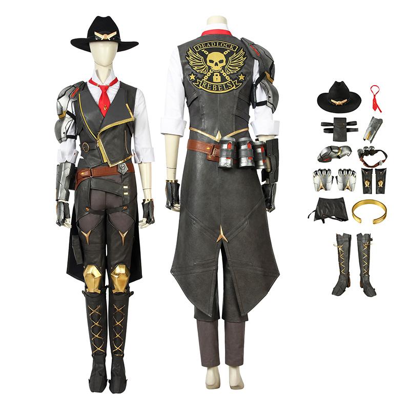 Ashe Costumes Overwa...
