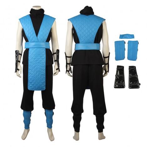 Sub-Zero Costume Mortal Kombat X Cosplay Costumes