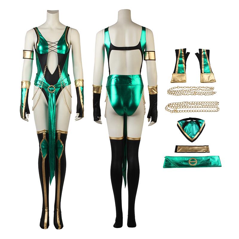 Jade Costume Mortal ...