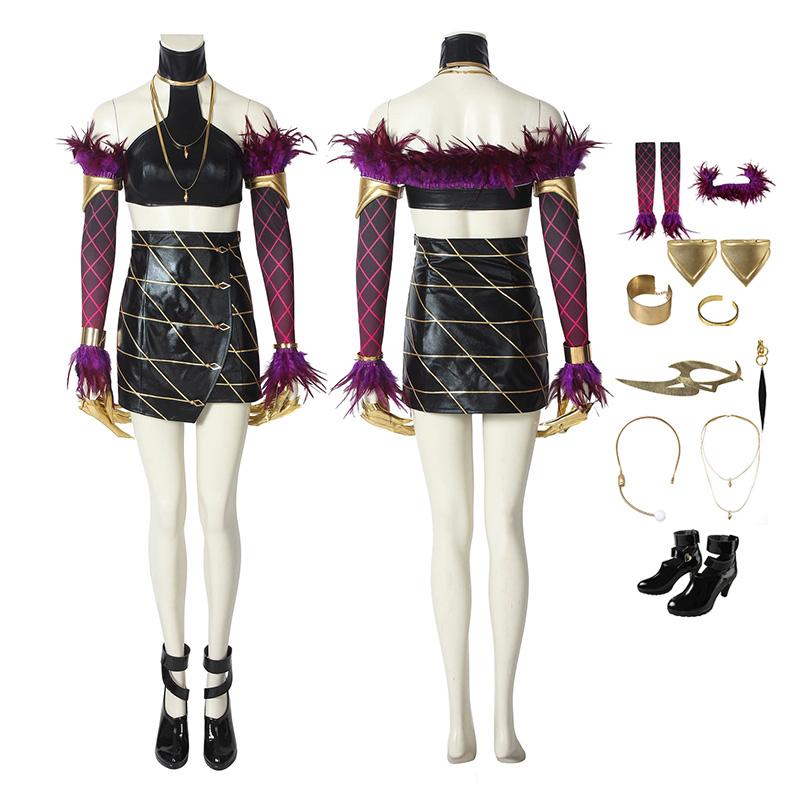 Evelynn Costumes Lea...