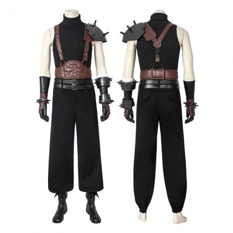 Cloud Strife Costume Final Fantasy 7 Cosplay Costume Full Set