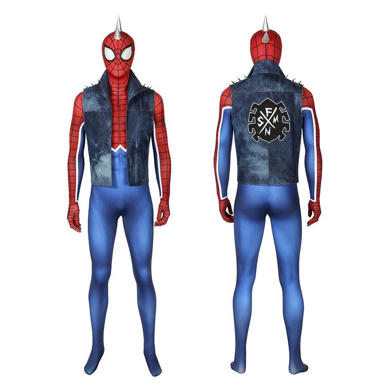 Spider-Punk Costumes...