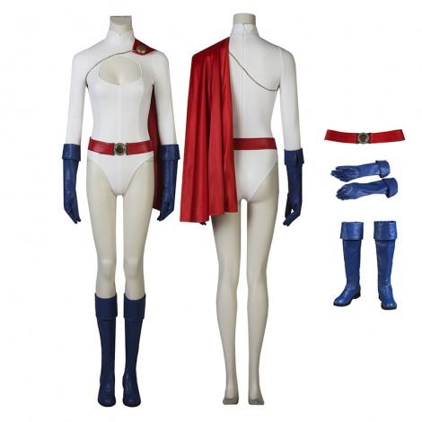 Kara Zor L Costumes Power Girl Kara Zor L Cosplay Costumes