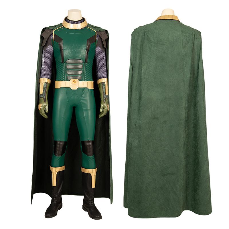 Abandoned Costume DC...