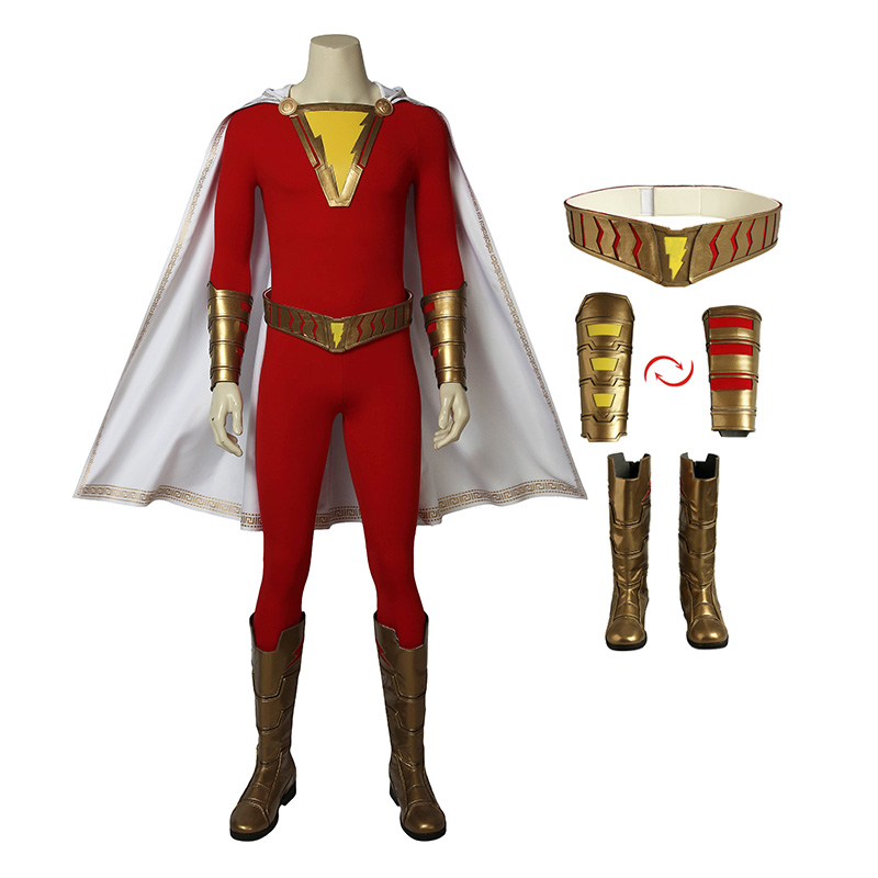 Shazam Costume Billy...