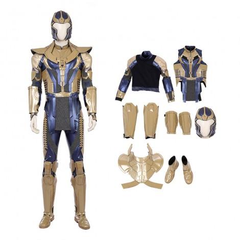 Thanos Cosplay Costume Top Level Avengers Infinity War Costume Full Set
