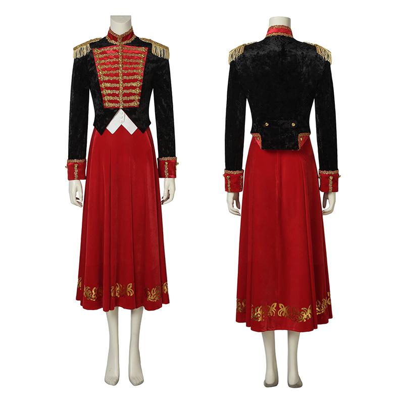 Clara Cosplay Costume The...