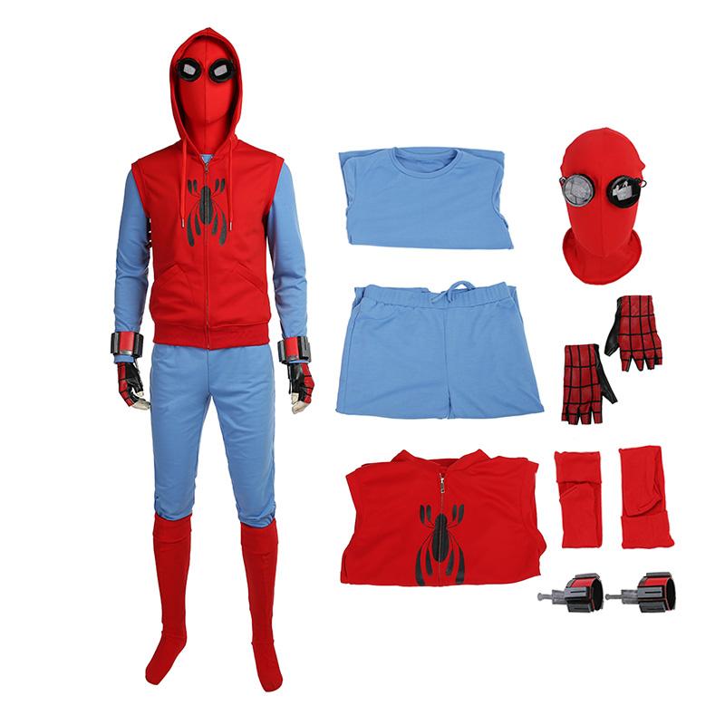 Spider Man Costume H...