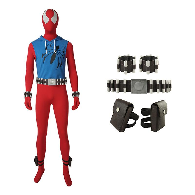 Scarlet Spider Man C...