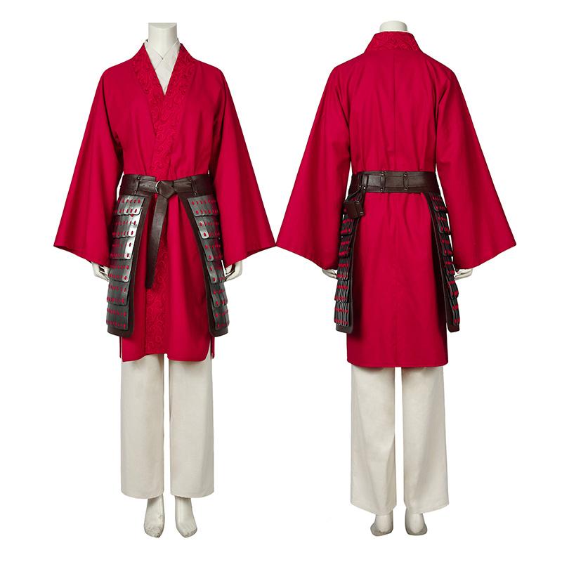 Hua Mulan Costumes M...