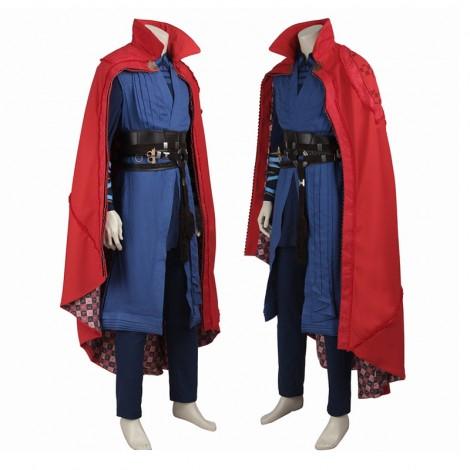 Doctor Strange Costume Stephen Vincent Cosplay Costume