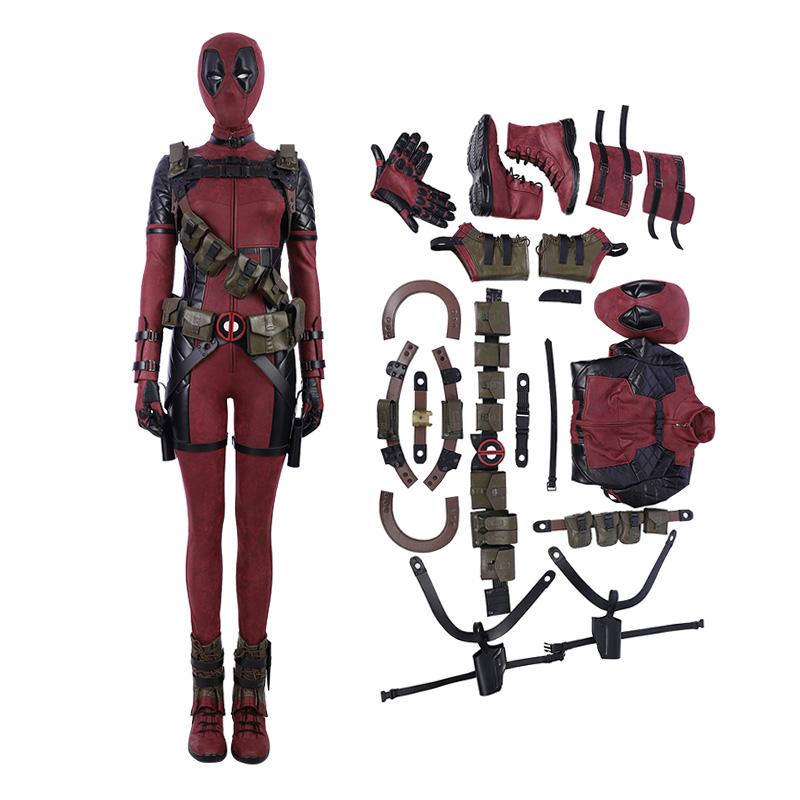 Deadpool 2 Lady Cost...