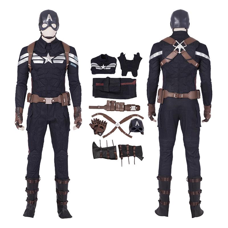 Steve Rogers Costume...