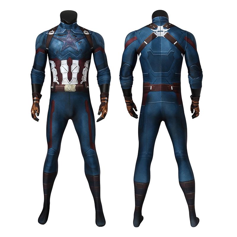 Captain America Cost...