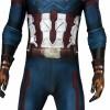 Captain America Costume Avengers 3 Infinity War Steve Rogers Jumpsuit Cosplay Costumes