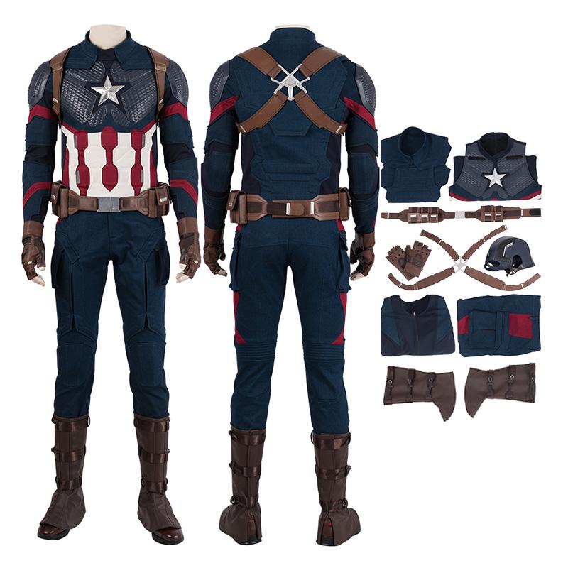 Captain America Cosp...