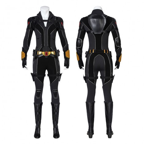 New Black Widow Natasha Romanoff Costume 2020 Black Widow Cosplay Costumes Top Level