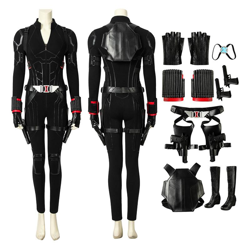 Black Widow Costume ...