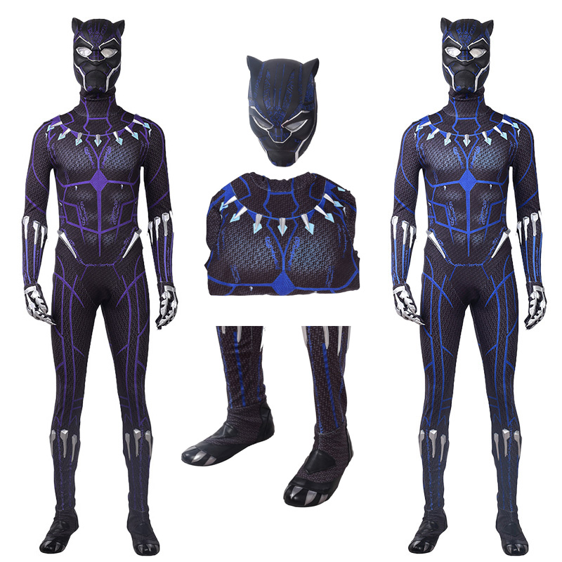 Black Panther Costum...