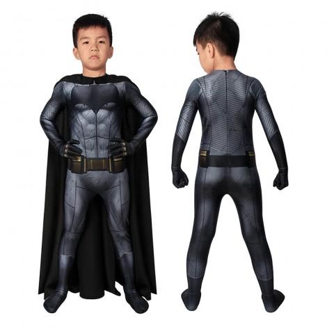 Kids Batman Bruce Wayne Costume Batman V Superman: Dawn Of Justice Cosplay Costume